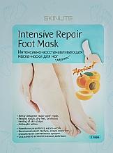 Kup Intensywnie regenerująca maska do stóp Morela - Skinlite Intensive Repair Foot Mask