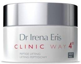 Kup Dermokrem na noc Lifting peptydowy - Dr Irena Eris Clinic Way 4º Peptide Lifting