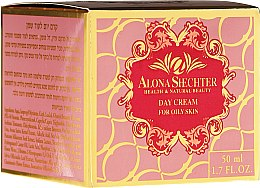 Kup Nawilżający krem na dzień do cery tłustej - Alona Shechter Day Cream For Oily Skin