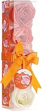 Kup Konfetti mydlane do kąpieli o zapachu pomarańczy, 5 szt. - Spa Moments Bath Confetti Orange