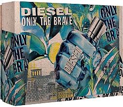 Kup Diesel Only The Brave - Zestaw (edt 50 ml + sh/g 100 ml)