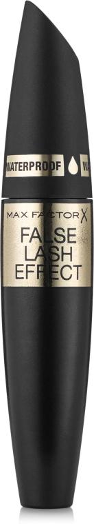 Wodoodporna maskara z efektem sztucznych rzęs - Max Factor False Lash Effect Waterproof