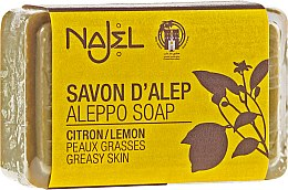 Kup Mydło aleppo Cytryna - Najel Aleppo Soap Invigorating Soap With Lemon