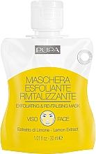 Kup Złuszczająca i rewitalizująca maska do twarzy - Pupa Shachet Mask Exfoliating & Revitalizing Mask