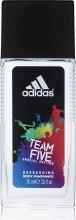 Kup Adidas Team Five - Perfumowany dezodorant z atomizerem