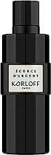 Kup Korloff Paris Ecorce D'Argent - Woda perfumowana (tester z nakrętką)