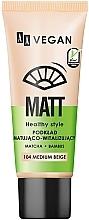 Kup Matująco-witalizujący podkład do twarzy - AA Vegan Matt