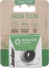 Kup Nić dentystyczna, 30 m - Jordan Green Clean Dental Floss