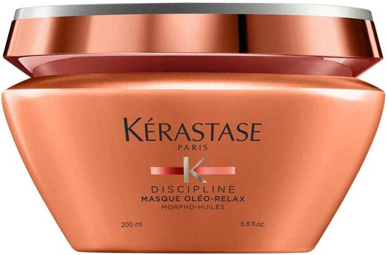 Maska przeciwdziałająca puszeniu się włosów - Kérastase Oléo-Relax Discipline Mask  — фото N1