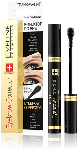 Korektor do brwi - Eveline Cosmetics Corrector Eyebrow