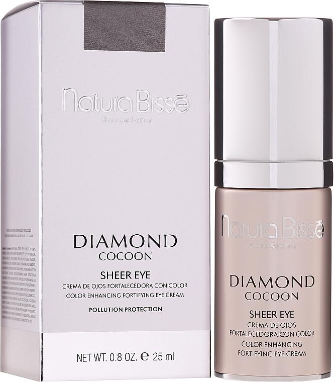Krem na okolice oczu - Natura Bisse Diamond Cocoon Sheer Eye — фото N1