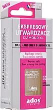 Kup Ekspresowy utwardzacz do paznokci - Ados Nail Hardemer Diamond XL