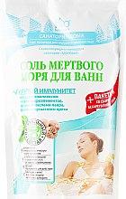 Kup Sól z Morza Martwego do kąpieli wzmacniająca układ odpornościowy - FitoKosmetik