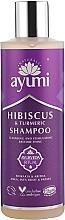 Kup Szampon do włosów hibiskus i kurkuma - Ayumi Hibiscus & Turmeric Shampoo
