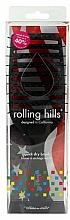 Kup Szczotka do włosów, czarna - Rolling Hills Hairbrushes Quick Dry Brush Black