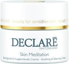 Kup Kojąco-łagodzący krem do twarzy - Declare Skin Meditation Soothing & Balancing Cream