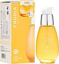 Kup Rozjaśniające serum do twarzy z ekstraktem z cytrusów - Frudia Citrus Brightening Serum