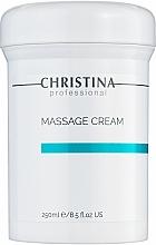 Kup Odmładzający krem do masażu - Christina Massage Cream