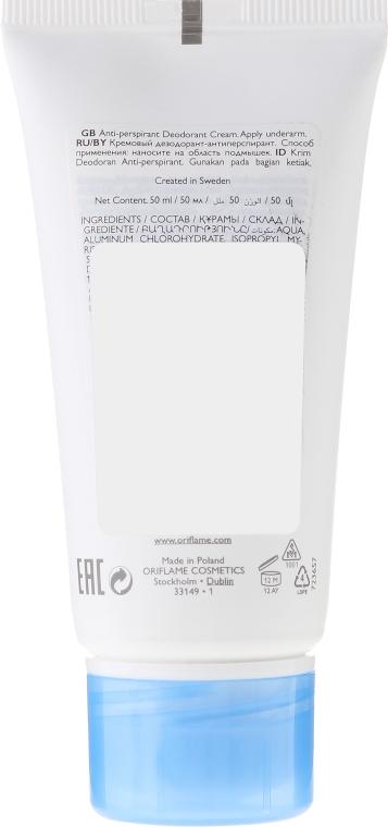 Antyperspiracyjny dezodorant w kremie - Oriflame Activelle Comfort Anti-Perspirant Deodorant Cream — фото N2