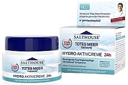 Kup Krem do twarzy - Salthouse Therapie Hydro Active Cream 24h