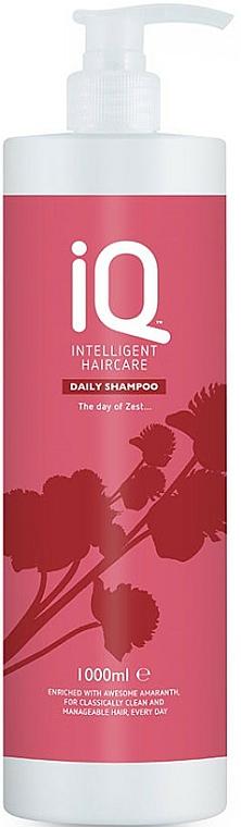 Odżywczy szampon + odżywka do codziennego użytku - iQ Intelligent Haircare Daily Shampoo + Conditioner — фото N1