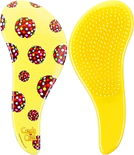 Kup Szczotka do włosów - KayPro Dtangler The Mini Brush Yellow