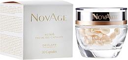 Kup PRZECENA! Regenerujące kapsułki z olejami do twarzy - Oriflame NovAge Nutri6 Facial Oil Capsules*