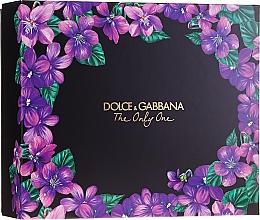 Kup Dolce & Gabbana The Only One - Zestaw (edp 50 ml + edp 10 ml)