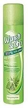 Kup Suchy szampon do włosów przetłuszczających się z wyciągiem z aloesu - Wash&Go