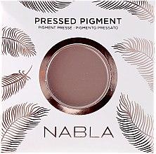 Kup Prasowany matowy cień do powiek - Nabla Feather Edition Super Matte Pressed Pigment