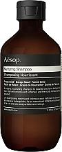 Kup Szampon odżywczy do włosów - Aesop Nurturing Shampoo