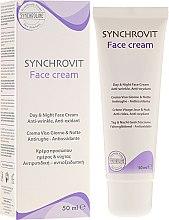 Kup Przeciwzmarszczkowy krem do twarzy - Synchroline Synchrovit Face Cream