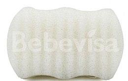 Kup Gąbka konjac do twarzy i ciała - Bebevisa Pure Konjac Sponge