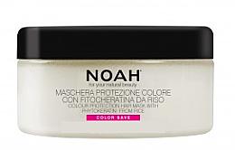 Kup Maska do włosów farbowanych z ryżem i fitokeratyną - Noah Hair Mask With Rice Phytokeratine