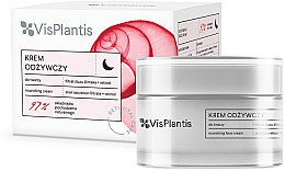Kup Przeciwzmarszczkowy krem odżywczy na noc - Vis Plantis Reti Vital Care