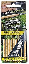 Kup Zestaw szczoteczek międzyzębowych, 8 szt. - Woobamboo Toothbrush Interdental Brush Picks Small