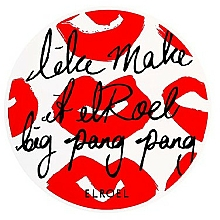 Kup Podkład w gąbce cushion do twarzy - Elroel Big Pang Pang Dot Cushion
