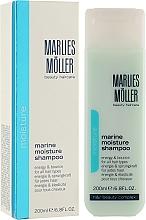 Kup Szampon nawilżający - Marlies Moller Marine Moisture Shampoo