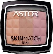 Kup Róż do policzków w kamieniu - Astor Skin Match Trio Blush