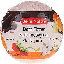 Kup Kula musująca do kąpieli, pomarańczowa - Belle Nature