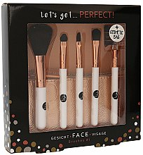 Kup Zestaw pędzli do makijażu - Cosmetic 2K Let S Get Perfect Brushes Set