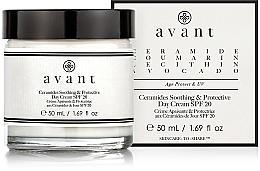 Kup Kojąco ochronny krem do twarzy na dzień SPF 20 - Avant Skincare Ceramides Soothing and Protective Day Cream