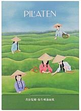 Kup Matujące bibułki do twarzy Zielona herbata - Pilaten Green Tea Native Blotting Paper