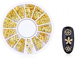 Kup Zestaw cyrkonii do paznokci - Deni Carte Nail Art Kit