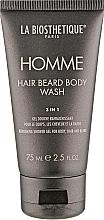 Kup Żel do ciała, włosów i brody - La Biosthetique Homme Hair Beard Body Wash