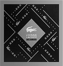 Kup Lacoste L'Homme Timeless - Zestaw (edt 100 ml + sh/gel 150 ml)