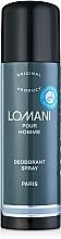 Kup Parfums Parour Lomani - Dezodorant