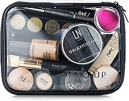 Kup Kosmetyczka przezroczysta Visible Bag (20 x 15 x 6 cm, bez zawartości) - Makeup