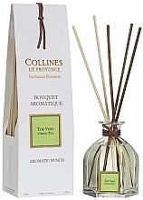 Kup Wkład do dyfuzora zapachowego Zielona herbata - Collines de Provence Bouquet Aromatique Green Tea