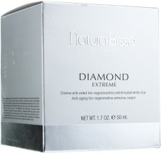 Kup Luksusowy bioregenerujący krem przeciwstarzeniowy - Natura Bissé Diamond Extreme